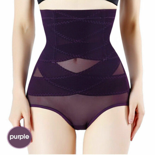 Corset Women Shapewear Control Underwear Slim Waist High Tummy Panty Body Shaper
