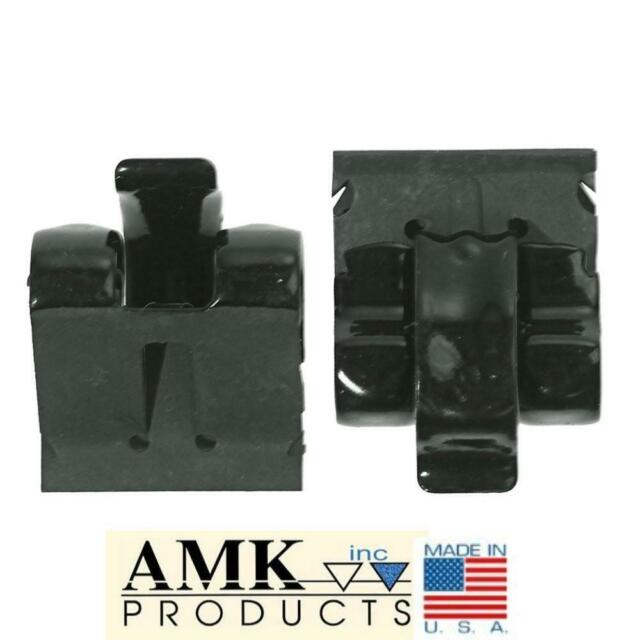 AMK Made in USA 1965 1966 Mustang Fuel Sender @ Gas Tank Wiring Retainer Clips