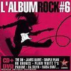 1185 // L'ALBUM ROCK N°6 CD + DVD NEUF SOUS BLISTER
