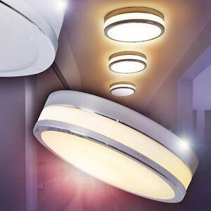 deckenleuchten design led k chen strahler wohn zimmer lampen glas flur leuchten ebay. Black Bedroom Furniture Sets. Home Design Ideas