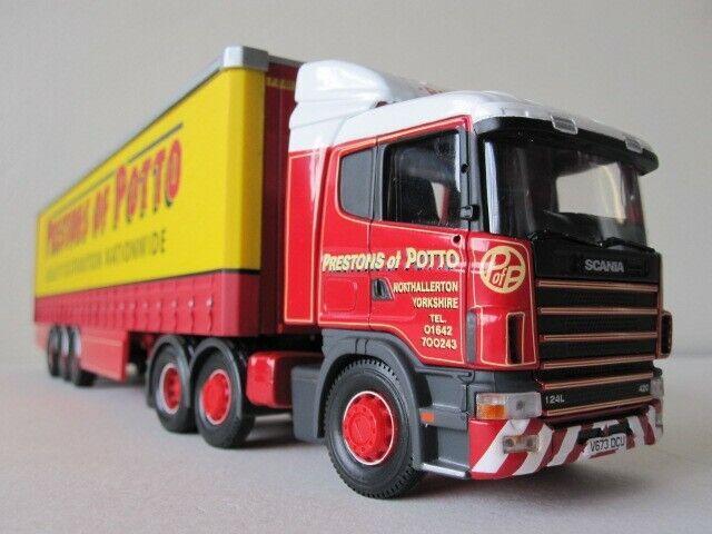 80% de descuento Corgi Moder camiones 76404 Prestons de Potto Potto Potto Scania (nuevo)  Para tu estilo de juego a los precios más baratos.