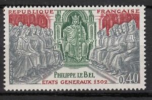 FRANCE TIMBRE NEUF N° 1577  ** PHILIPPE IV LE BEL