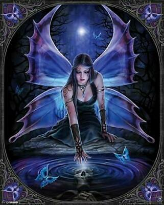 Anne Stokes Mini Poster Hidden Depths 50 x 40cm