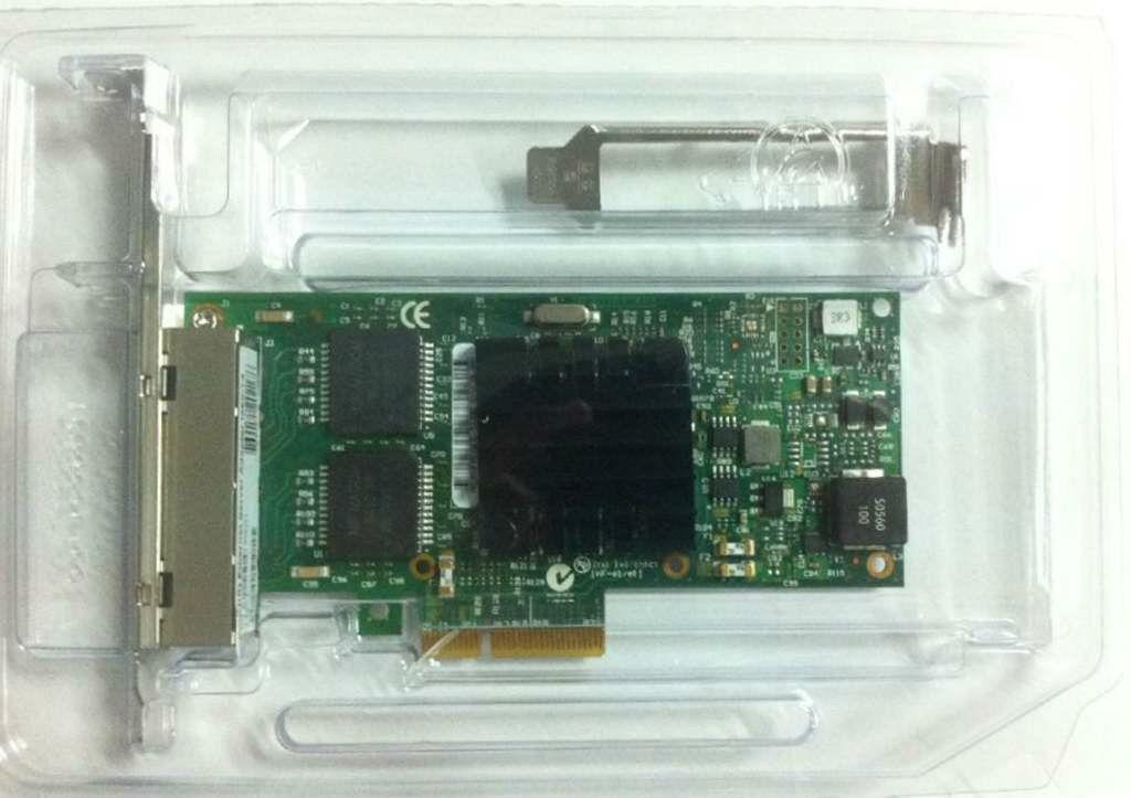 OEM I350T4BLK Ethernet Server Adapter Gigabit Adaptor