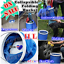 11L-Foldable-Bucket-Folding-Retractable-Collapsible-Silicone-Bucket-Car-Fishing thumbnail 2