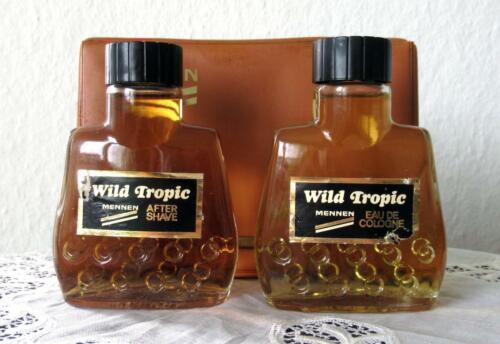 Eau de Cologne   After Shave - Mennen - Wild Tropic - 2 x 50 ml - Vintage  deB5k IZkOx