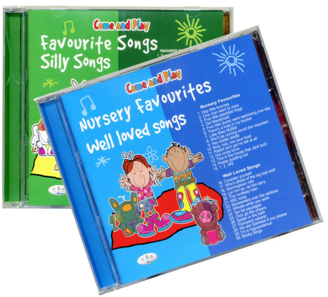 Nursery Rhymes Cd Favourite Songs