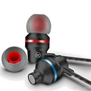 HiFi-Earphones-Handsfree-Headphones-Earbud-with-Mic-X30-Genuine-Quality