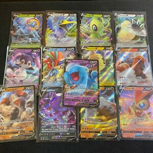 POKEMON-TCG-Card-GIFT-Lot-10-OFFICIAL-Cards-Ultra-Rare-Included-V-GX-EX-OR-MEGA