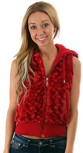 Fun-Sexy-Hooded-Reversible-Knit-Faux-Fur-Vest-by-Rock-Revolution-3-Color-Choices