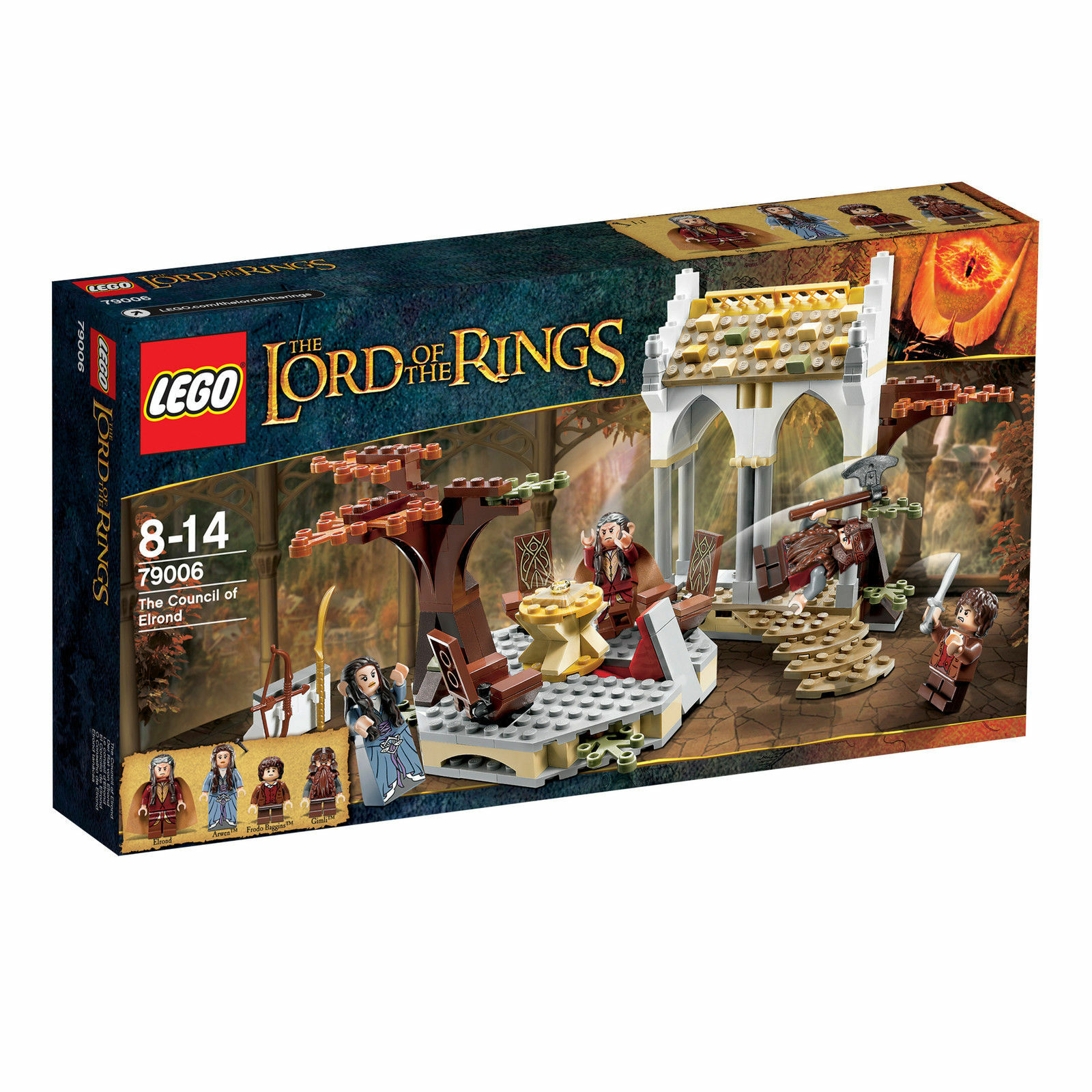 Lego The Lord  of the sacues Le Conseil De Elrond (79006)  économiser jusqu'à 70% de réduction