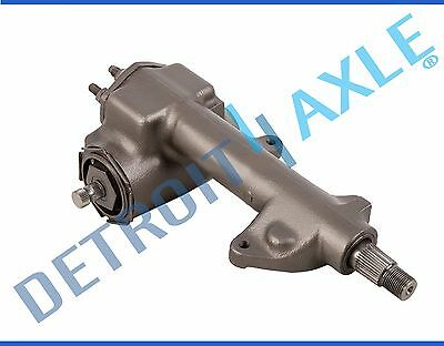 ford truck manual steering box