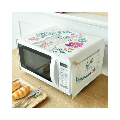 Toaster Cover//Microwave oven Cover,Dust and Fingerprint Protection