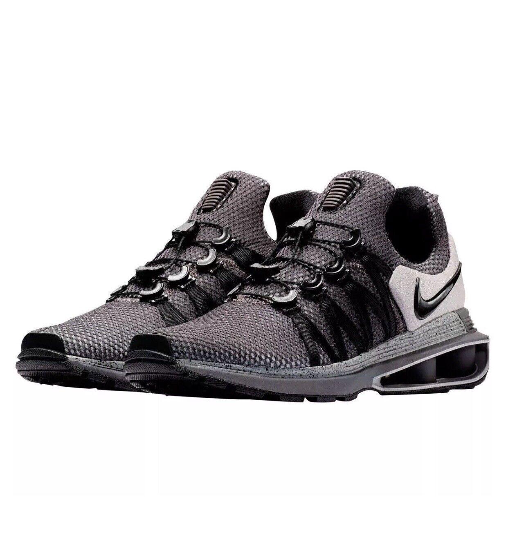 Nike shox schwerkraft mens grau - schwarz laufschuhe größe.