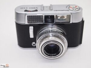 Voigtlander-Vito-CLR-Kamera-fur-35mm-Film-Objektiv-Color-Skopar-2-8-50-mm-lens