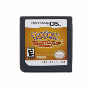 Pokemon-HeartGold-Game-Card-Soul-Silver-For-3DS-NDSI-NDS-NDSL-Lite2-US-Version