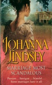 Marriage most scandalous - Johanna Lindsey - Livre - 230507 - 2586644