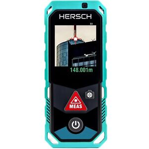 HERSCH-Laser-Measure-LEM-150-with-digital-camera-4x-zoom-Bluetooth-App-IP65