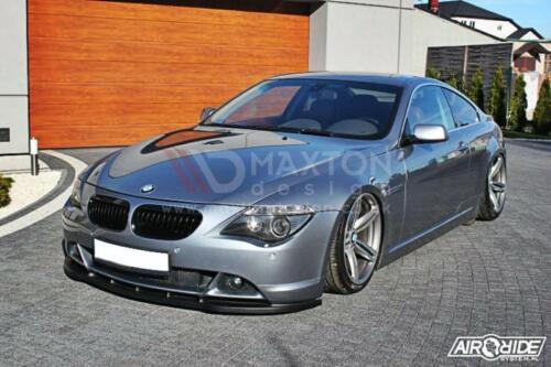 2003-2007 Front Splitter v.1 BMW 6 E63//E64 préface