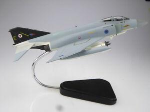 Details about Bravo Delta Phantom F4J (UK) Loaded, Clear Canopy, Gear Down,  Model Aeroplane
