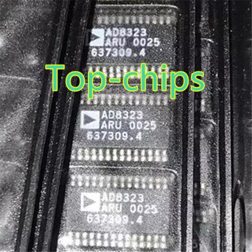 5PCS AD8323ARU AD8323 5V CATV Line Driver Fine Step Output Power Control new