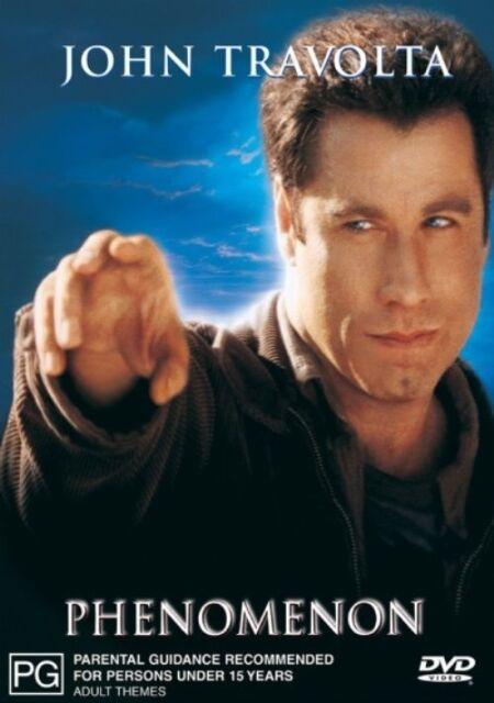 Phenomenon (DVD, 2002) John Travolta