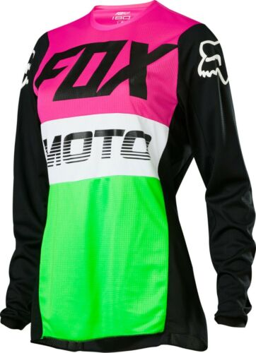 New 2020 Fox Racing Women/'s 180 Fyce Jersey /& Pant Combo Multicolor All Sizes MX