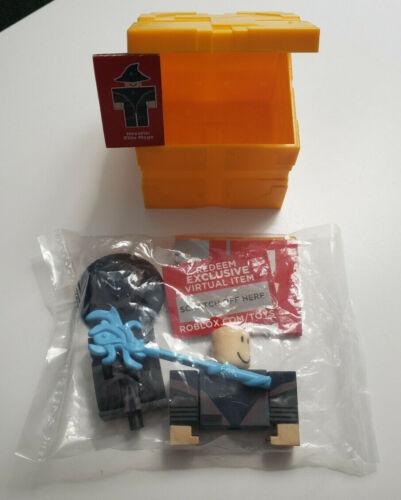 Hexaria Elite Mage ROBLOX Series 5 Mystery Figure avec Exclusive Virtual code!