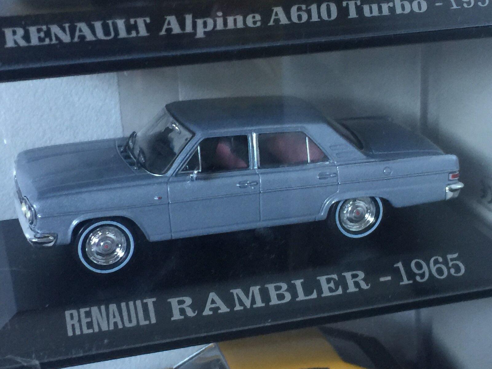 NEUF RARE RENAULT RAMBLER