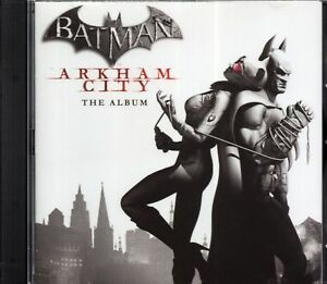 Batman-Arkham-City-Game-Soundtrack-CD-Daughtry-Coheed-And-Cambria-Serj-Tankian