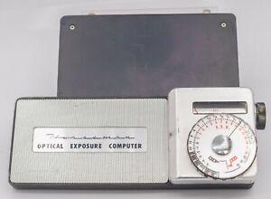 Horseman-Exposure-Computer-H69-Large-Format-Camera-Light-Meter-Back-amp-Adapter