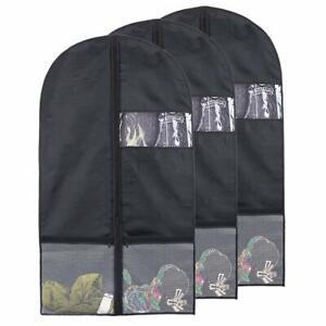 Details About Kernorv Garment Bag With Pockets 43 Bags For Storage Dance