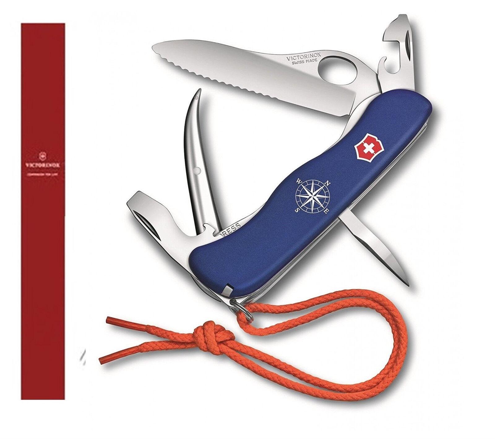 Victorinox Pro 0.8503.2MW Bleistiftspitzer Segeln Modell Skipper knife 13