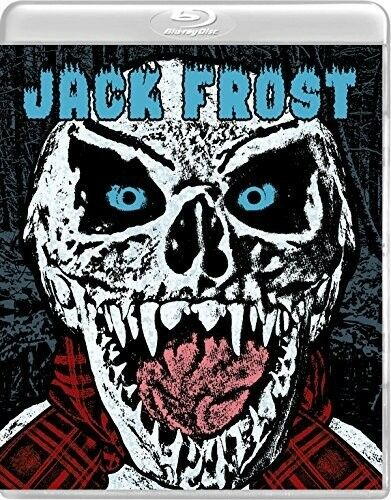 Jack Frost [New Blu-ray] With DVD