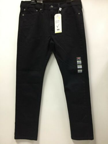 "Levi/'s Men/'s Jeans /""510/"" Skinny Stretch Sits at Waist Black 0862"