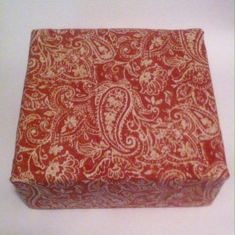 Queen Size Flannel Sheet Set-4 Piece-100% Cotton-Rust  Off White-Best Seller