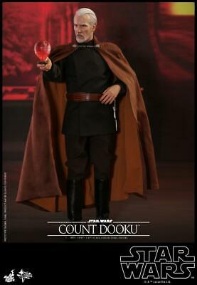 Hot Toys MMS496 Count Dooku 1//6 Star Wars Episode II Attack of the Clones READY
