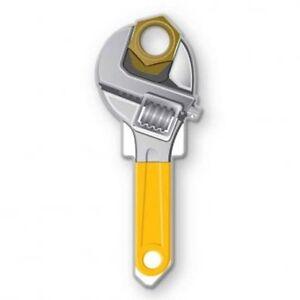 Spanner-Keyblank-Lockwood-Key-Blank-House-Key-FREE-POSTAGE-IN-AUSTRALIA