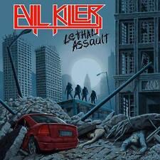 EVIL KILLER - Lethal Assault (SPEED METAL KILLER*SAVAGE GRACE*A.STEEL*ENFORCER)