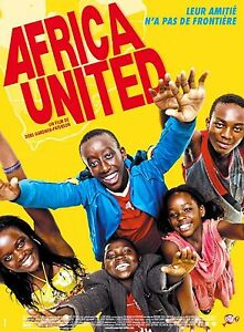Affiche-40x60cm-AFRICA-UNITED-2015-Diego-Luna-Jose-Maria-Yazpik-NEUVE