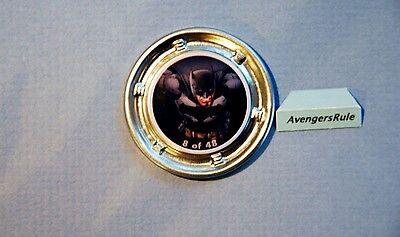 Batman V Superman Hubsnaps Checklist #30 Superman Posing Rare