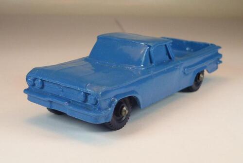 Tomte Norway 14 Chevrolet El Camino Pickup blau Formvariante A #573