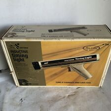 Vintage Sears Craftsman Inductive Timing Light 28 2134 New In Box Wit Manual