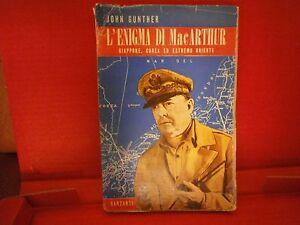 Gunther-J-L-039-enigma-di-Mac-Arthur-Garzanti-1951