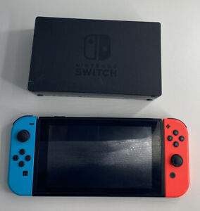 Nintendo Switch Console + Animal Crossing Game + Dock ...