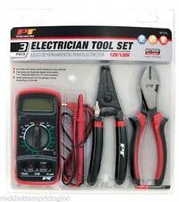 Performance Tool W1714 Electrician Tool Set