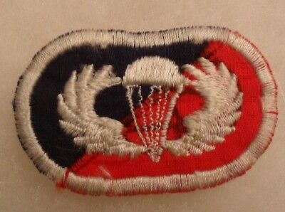 NAM WAR ERA PARA OVAL 173RD A//B INF HQ/'S TROOPS ONLY USED DURING NAM WAR CE