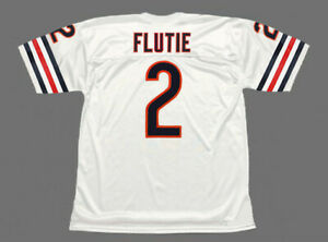 Details about DOUG FLUTIE Chicago Bears 1986 Throwback NFL Football Jersey