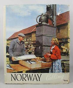 1951-Norway-Calling-by-Asbjorn-Barlaup-HC-DJ-Travel-Geography-History