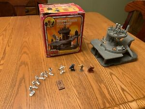 1982 Hoth Bespin Star Wars Empire Strikes Back Micro Collection metal figures